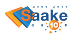 Saake Shop logo