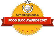 Food Blog Awards 2017 Badges