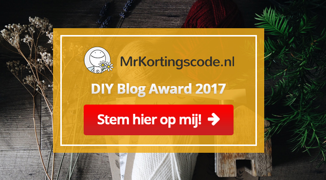 DIY Blog Award 2017