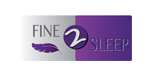Fine2sleep logo