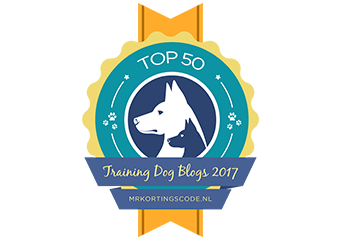 Banners for Top 50 Training Dog Blogs 2017