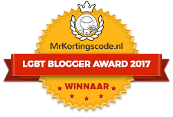 LGBT Blogger Award 2017 – winner