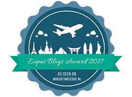 Expat Blogs Award 2017
