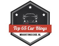 Banners for Top 65 Car Blogs