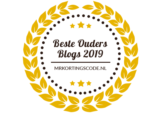 Banners for Beste Ouders blogs 2019