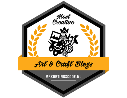 Banners for Most Creative Art & Craft Blogs
