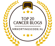 Banners for Top 20 Cancer Blogs