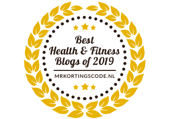 Banners for Best Health And Fitness Blogs of 2019