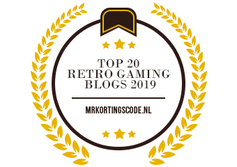 Banners for Top 20 Retro Gaming Blogs 2019