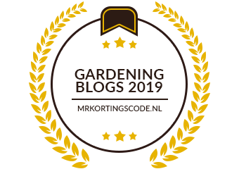 Banners for Top20 Gardening Blogs 2019