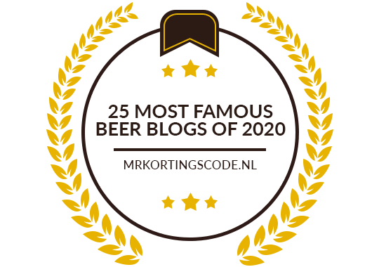 Banners for 25 Most Famous Beer Blogs of 2020