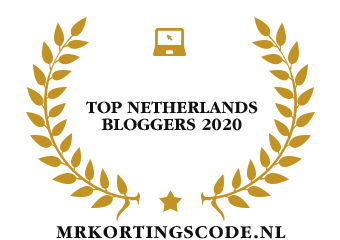 Banners for Top Netherlands Bloggers 2020